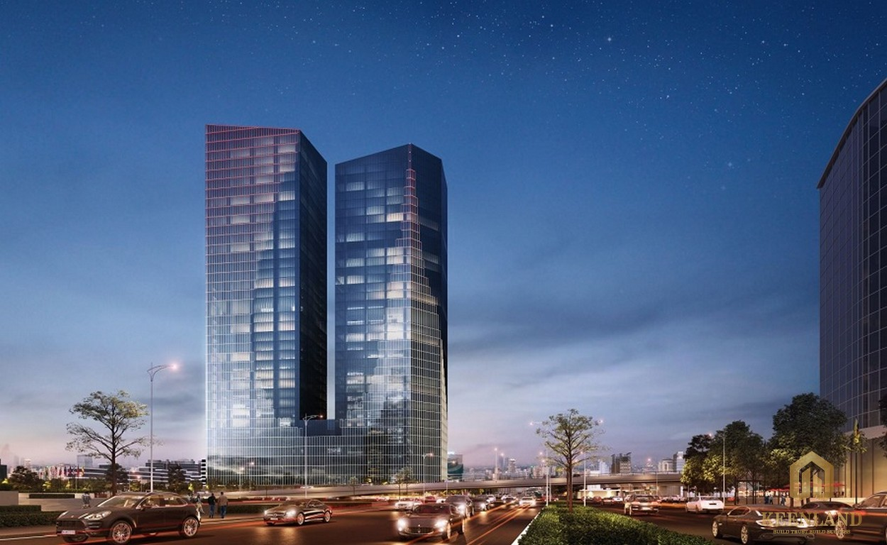 Phối cảnh dự án căn hộ cao cấp Define Quận 2