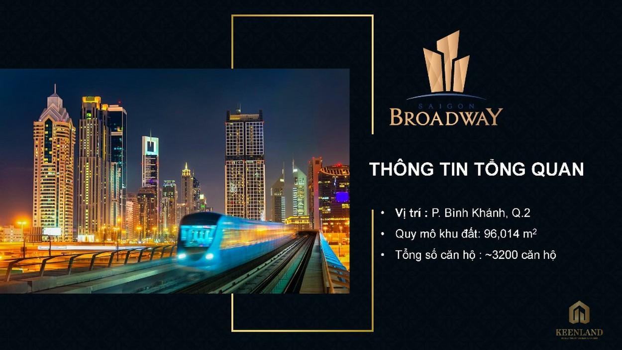 Dự án căn hộ Saigon Broadway - tập đoàn Novaland