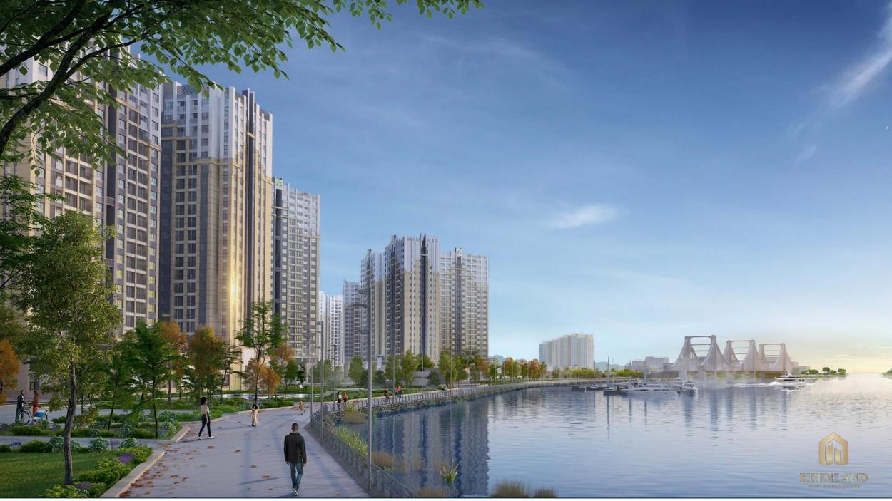 Dự án căn hộ Saigon Broadway quận 2