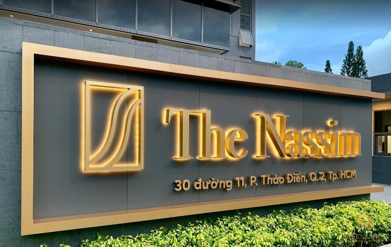 Dự án khu đô thị cao cấp The Nassim Thảo Điền