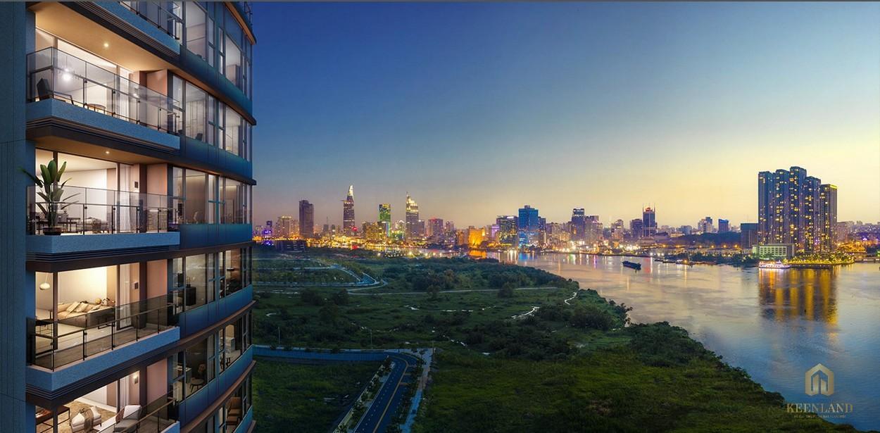 Phối cảnh Eco Smart City