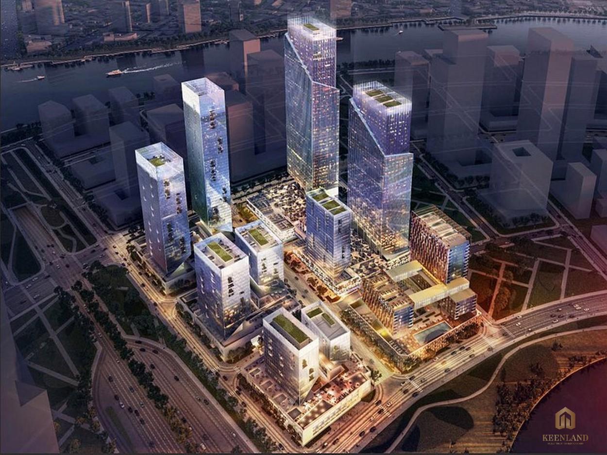 Khu đô thị Eco Smart City Thủ Thiêm