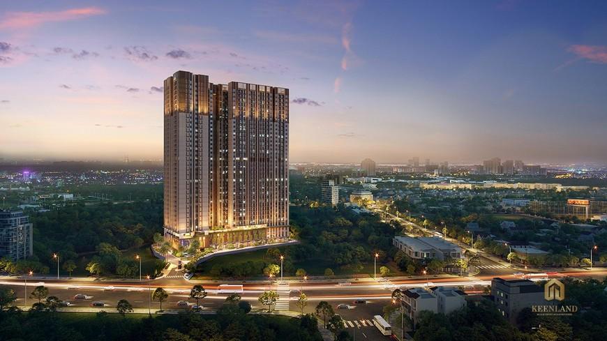 Dự án căn hộ Opal Cityview Thủ Dầu Một