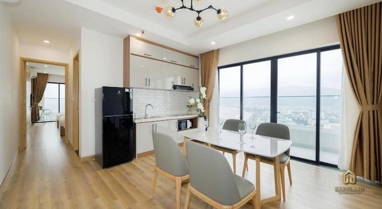 Hình ảnh thực tế căn hộ Ngọc Lan Apartmentview