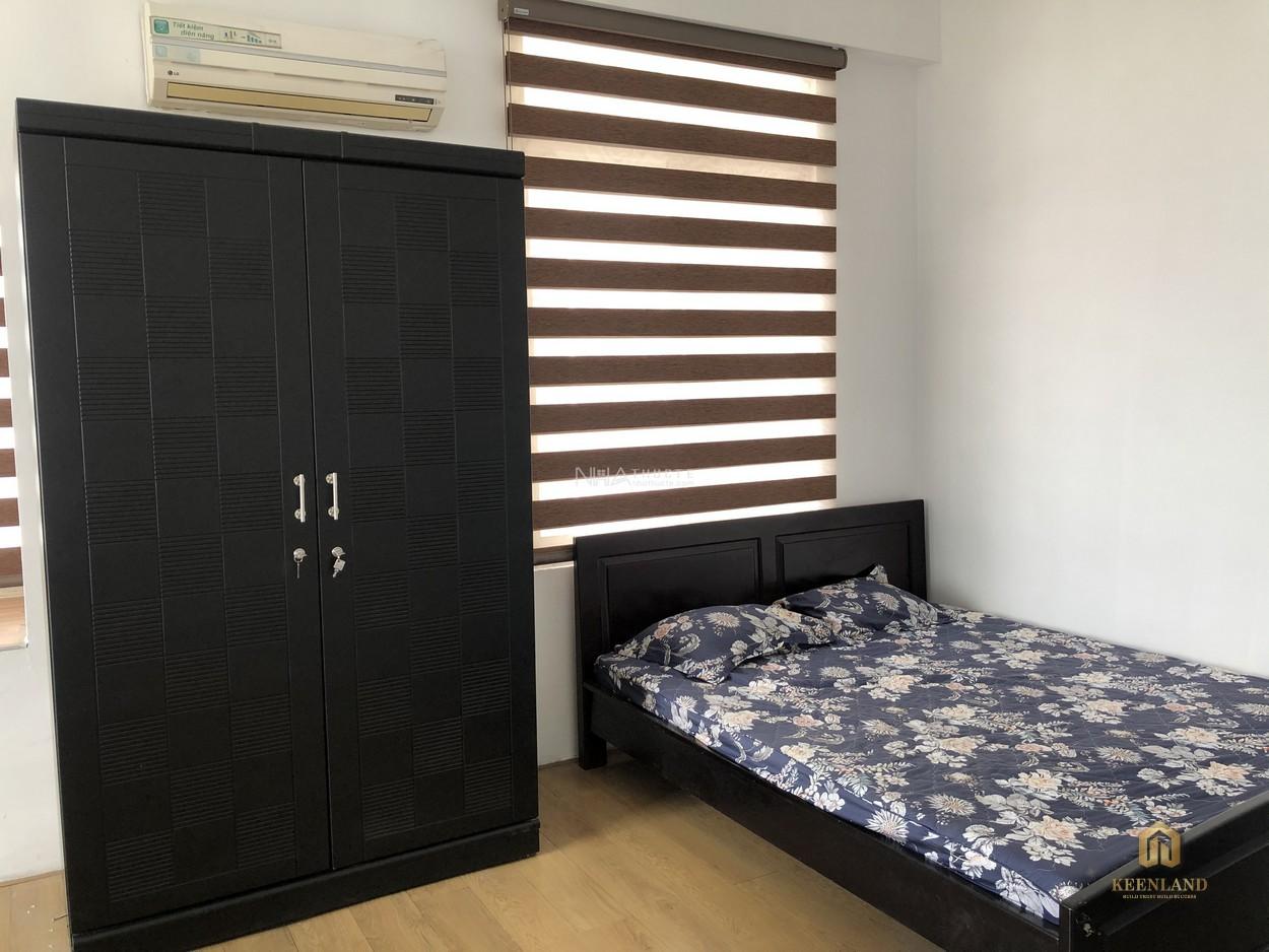 Phòng ngủ tại chung cư Thuận Việt