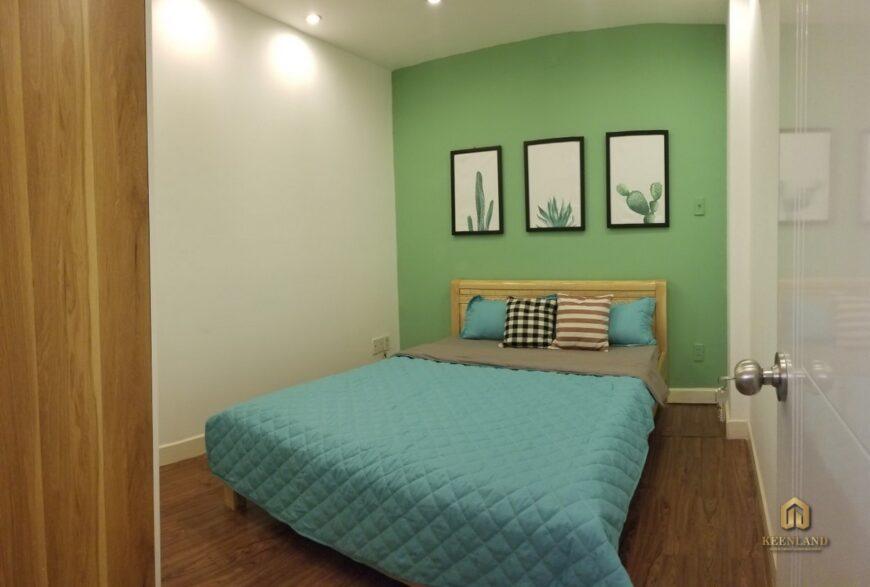 Phòng ngủ căn hộ Vạn Đô