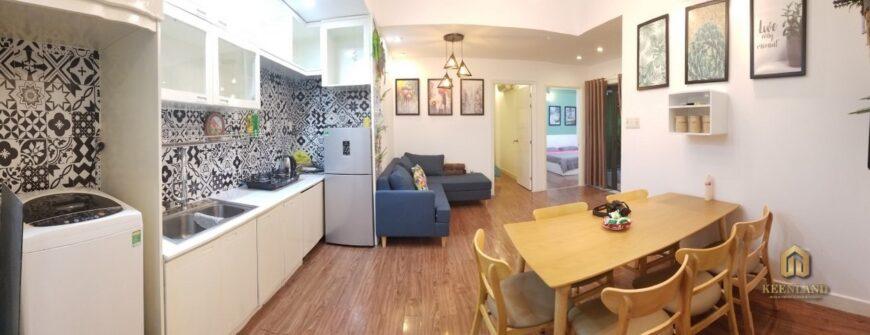 Nhà ăn căn hộ Vạn Đô