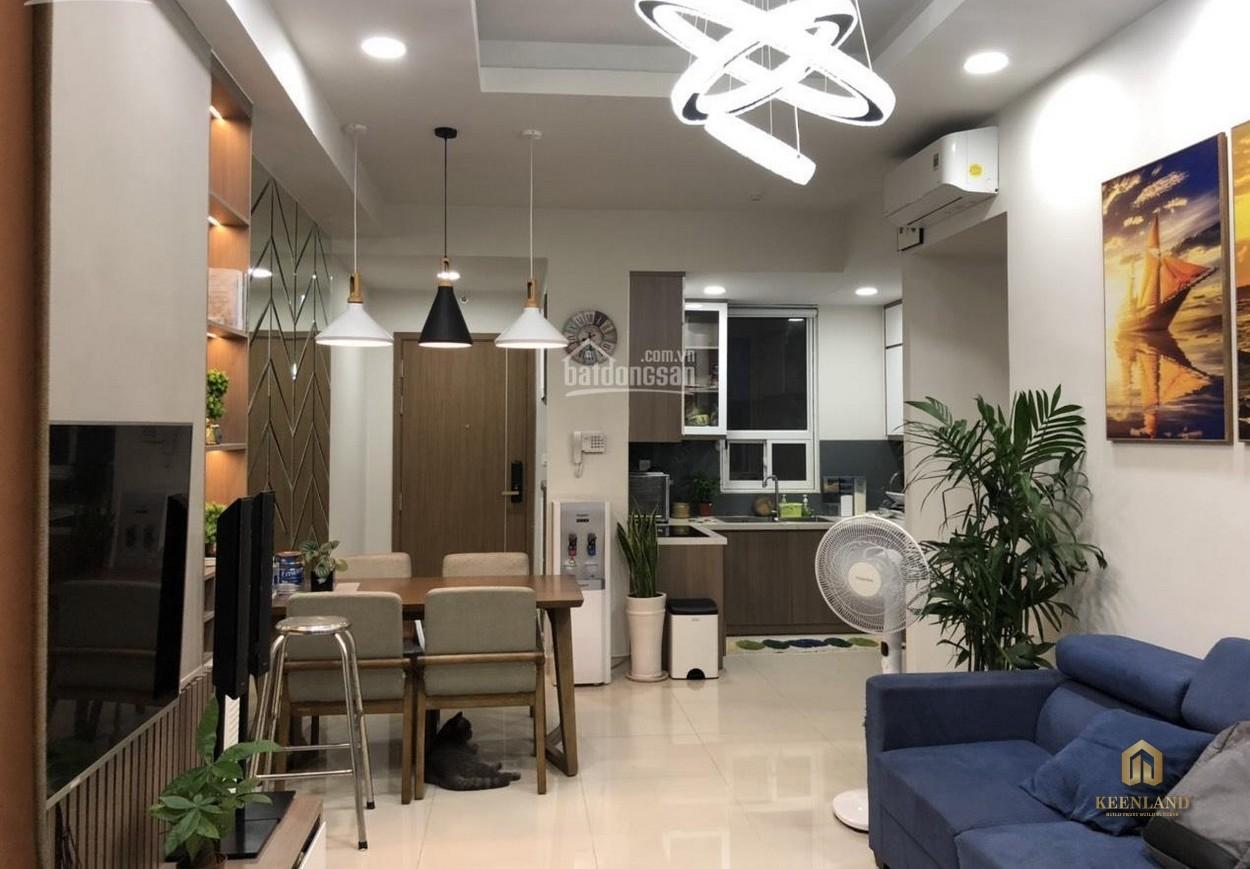 Phòng khách căn hộ Copac Square