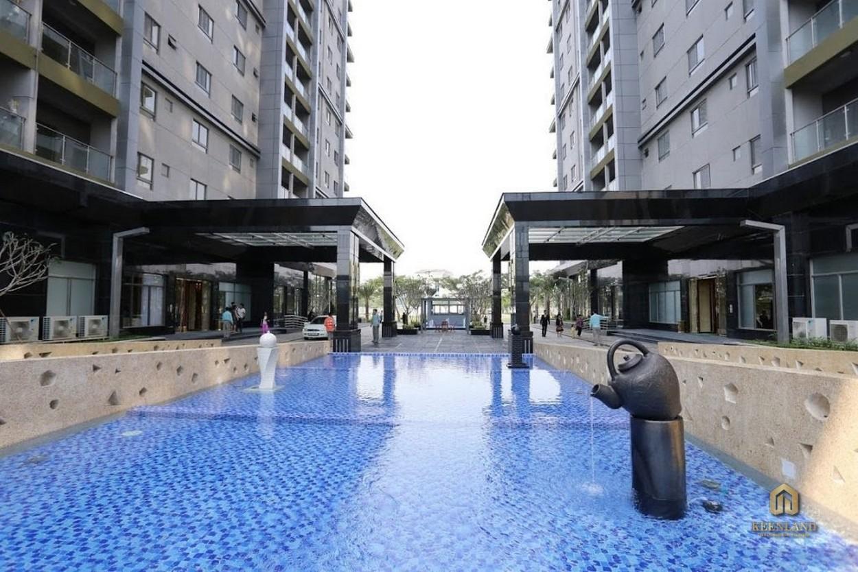 Hình ảnh thực tế hồ bơi Cosmo City 2