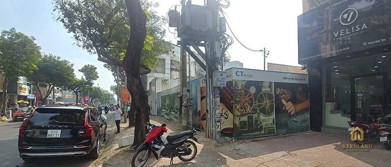 Hình ảnh thực tế dự án C.T Plaza Minh Châu