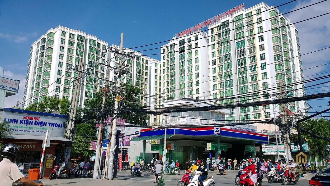 Hình ảnh thực tế chung cư Hoàng Anh Gia Lai 1 Quận 7