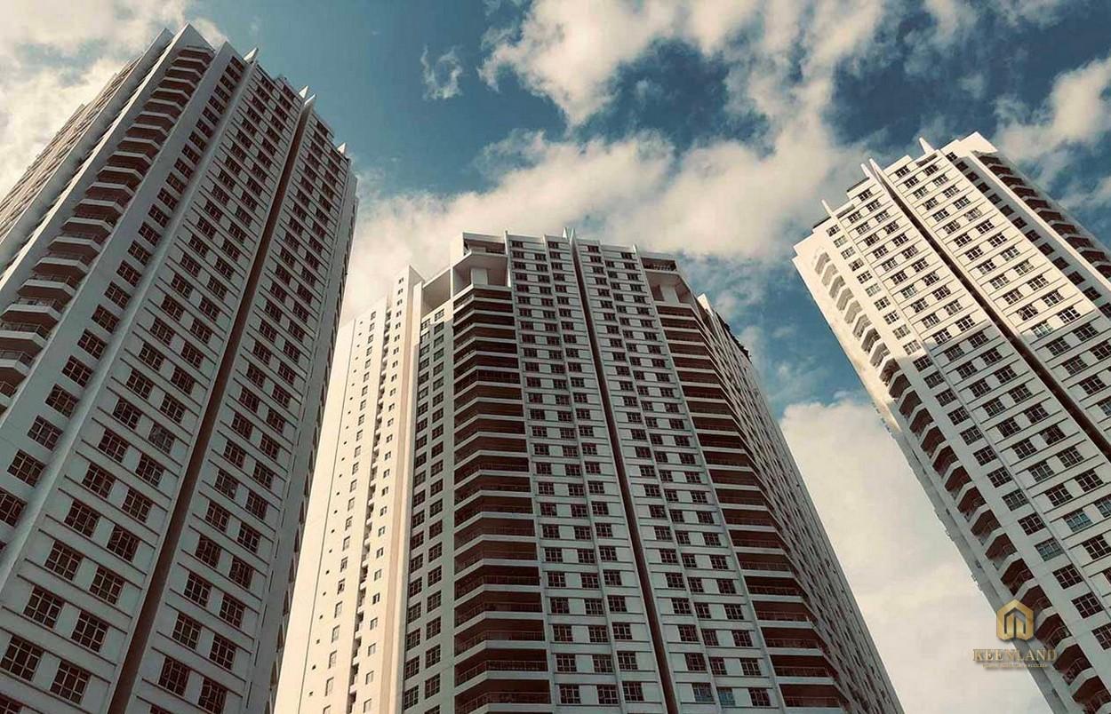 Hình ảnh thực tế dự án Hoàng Anh Thanh Bình