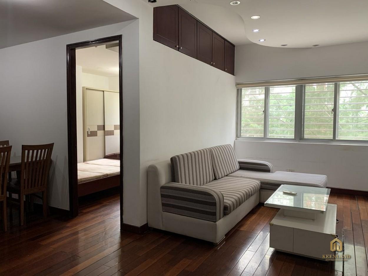 Hình ảnh thực tế căn hộ Hưng Vượng 1 Quận 7