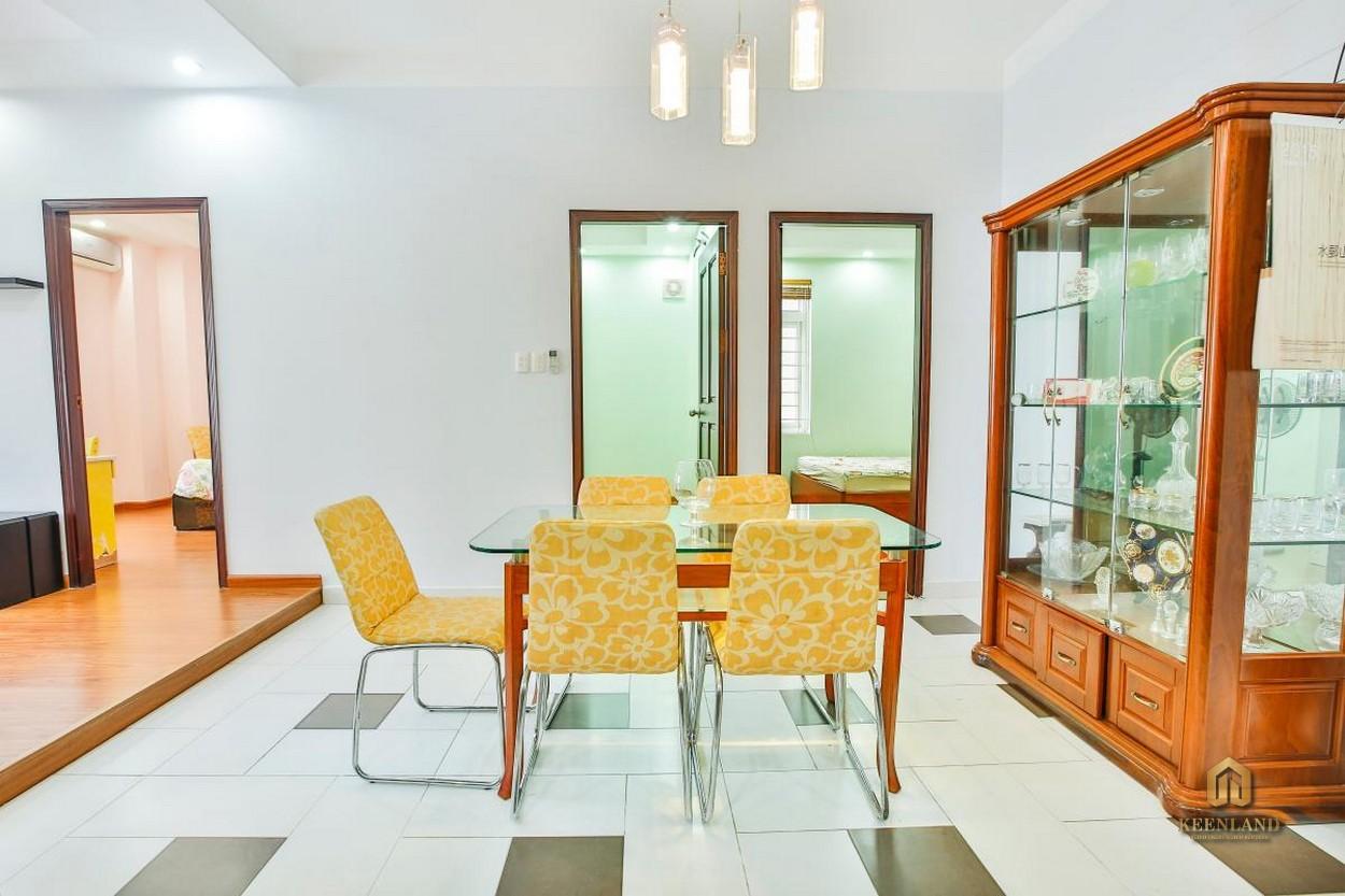 Phòng khách căn hộ Lữ Gia Plaza