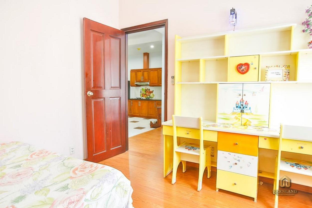 Phòng ngủ căn hộ Lữ Gia Plaza thực tế