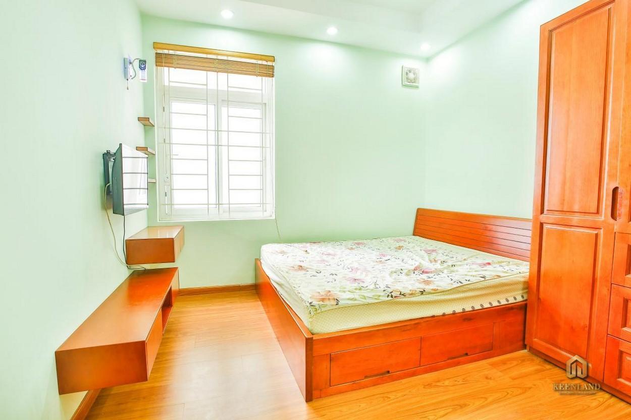 Phòng ngủ căn hộ Lữ Gia Plaza