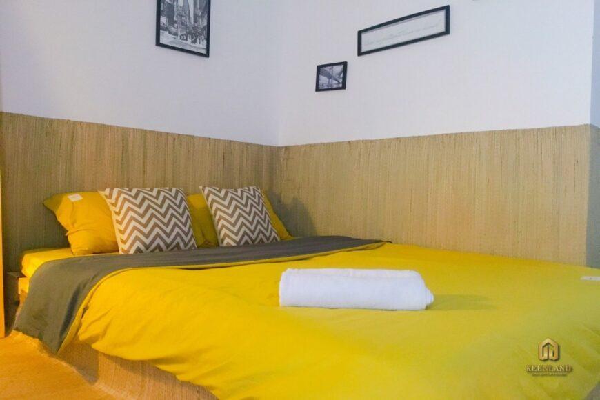 Phòng ngủ căn hộ PNT Court Quận 3