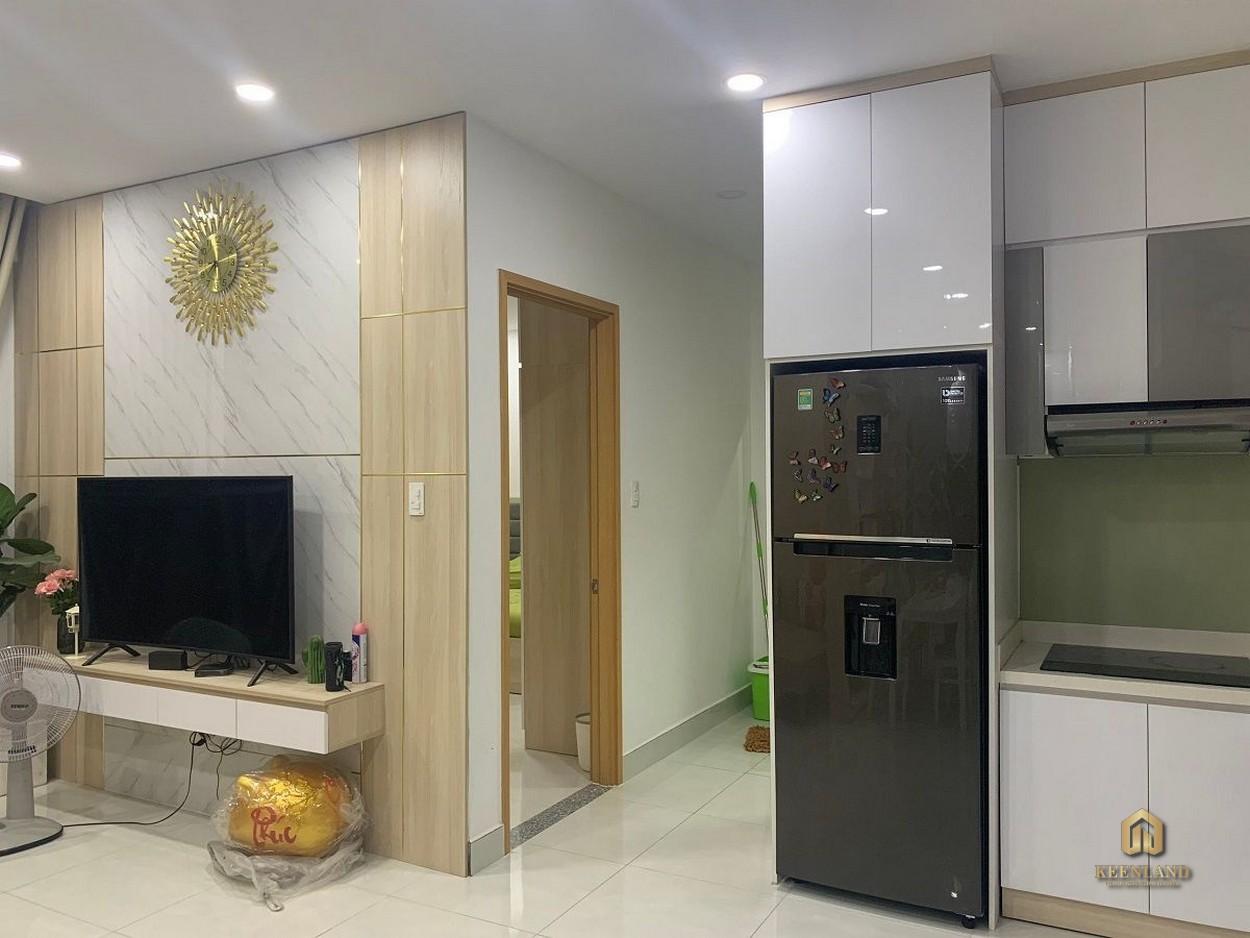 Hình ảnh thực tế căn hộ Tara Residence