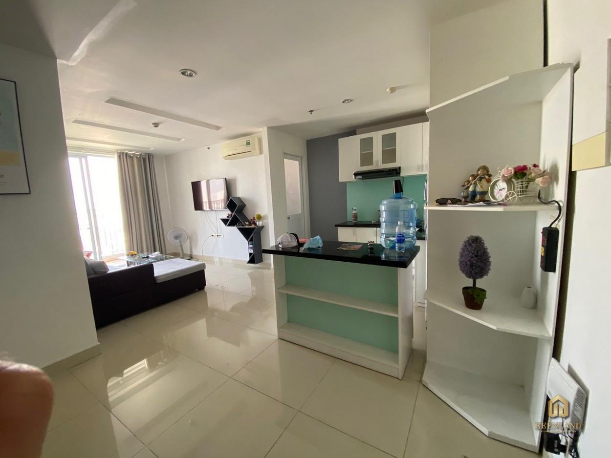 Hình ảnh thực tế căn hộ The Harmona Tân Bình