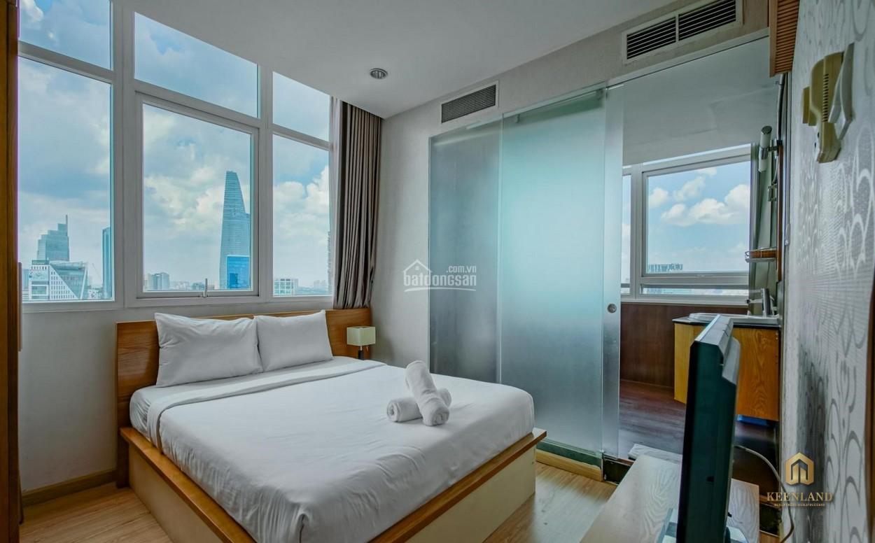 Phòng ngủ căn hộ The One Saigon