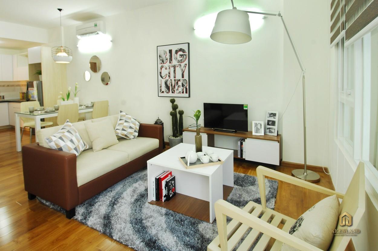 Hình ảnh thực tế căn hộ E-Home 5