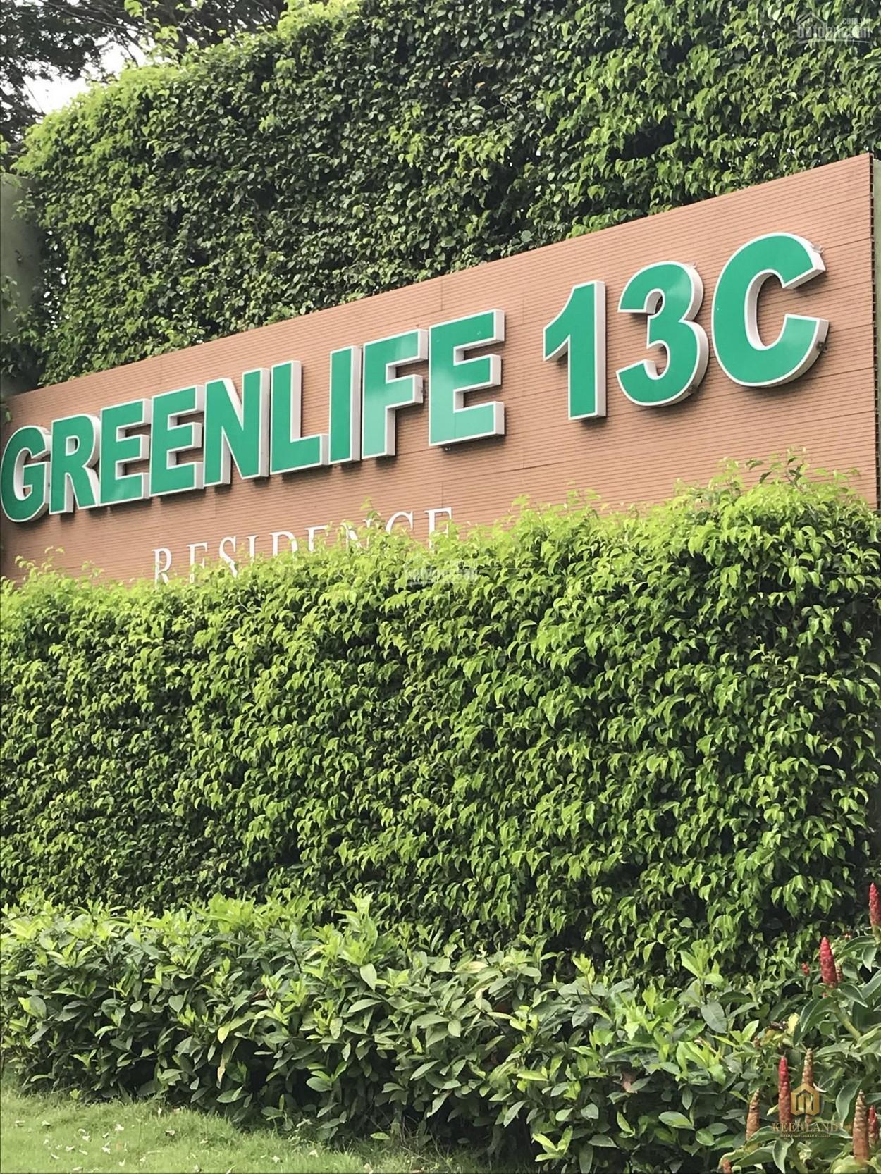 Khu dân cư cao cấp Green Life 13C