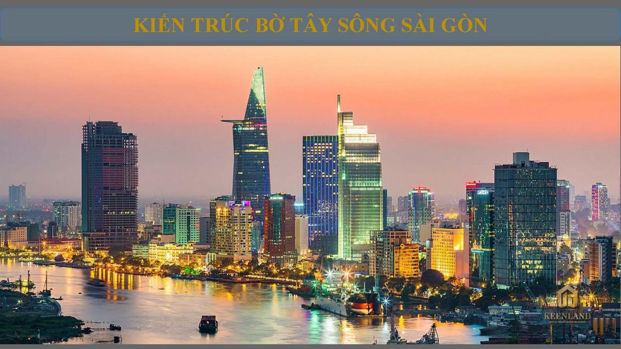 Kiến trúc bờ Tây sông Sài Gòn