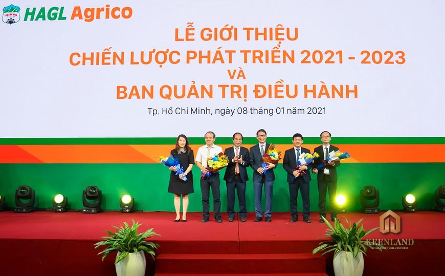 Lễ ký kết hợp tác giữa chủ đầu tư Hoàng Anh Gia Lai và Thaco