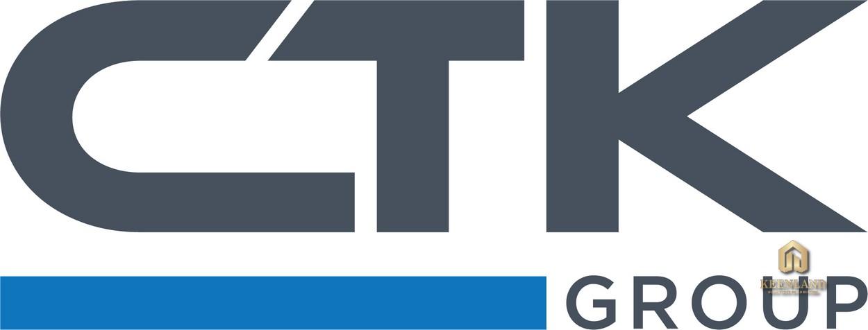 Logo chủ đầu tư CTK Group