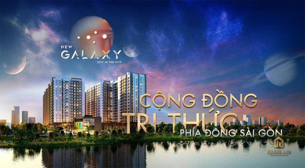 Dự án New Galaxy Bình Dương