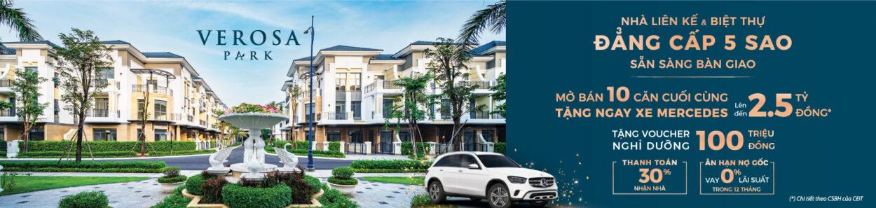 Chính sách ưu đãi khi mua Verosa Khang Điền Quận 9