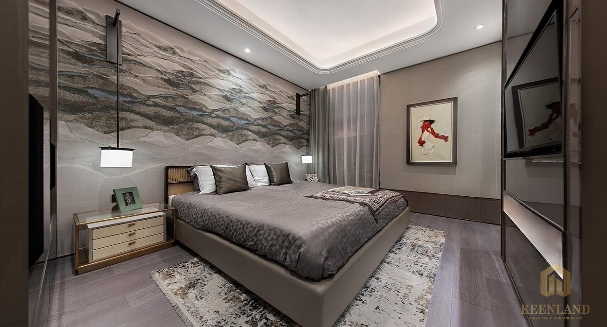 Nhà mẫu căn hộ 2PN dự án chung cư The Marq Quận 1 Đường Nguyễn Đình Chiểu