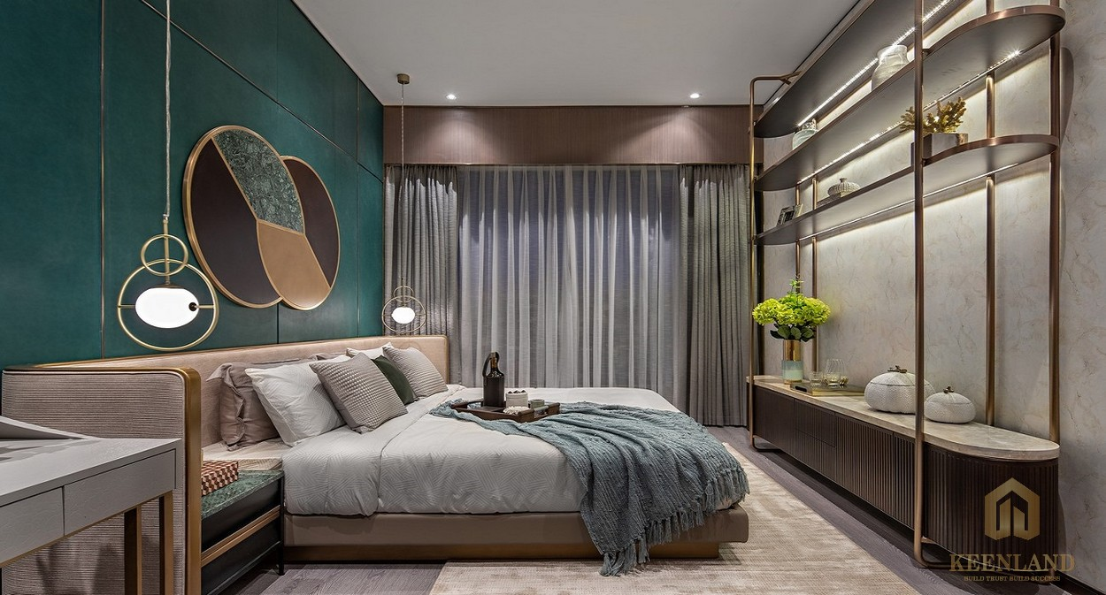 Nhà mẫu căn hộ 4PN dự án chung cư The Marq Quận 1 Đường Nguyễn Đình Chiểu
