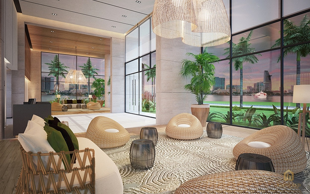 Nhà mẫu căn hộ tại dự án Đảo Kim Cương Diamond Island Quận 2