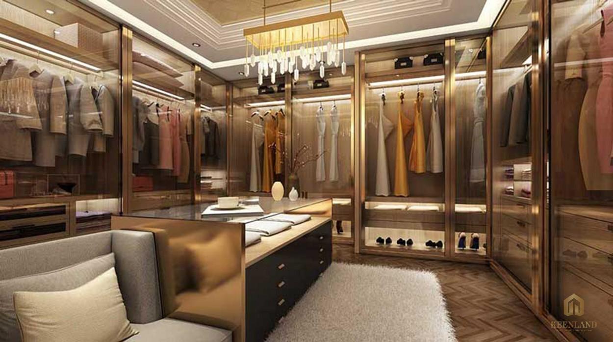 Nhà mẫu dự án căn hộ The Metropole Thủ Thiêm