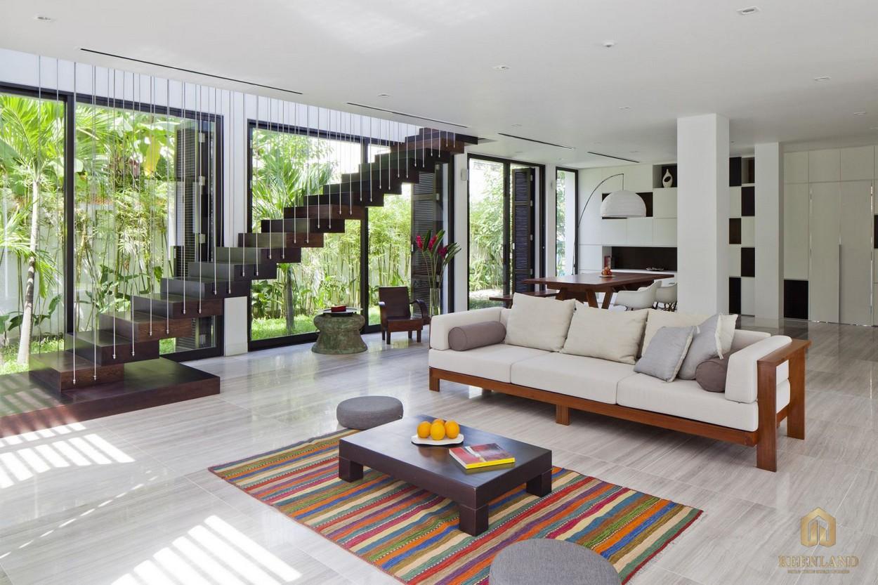 Nhà mẫu dự án căn hộ Mozac Thảo Điền