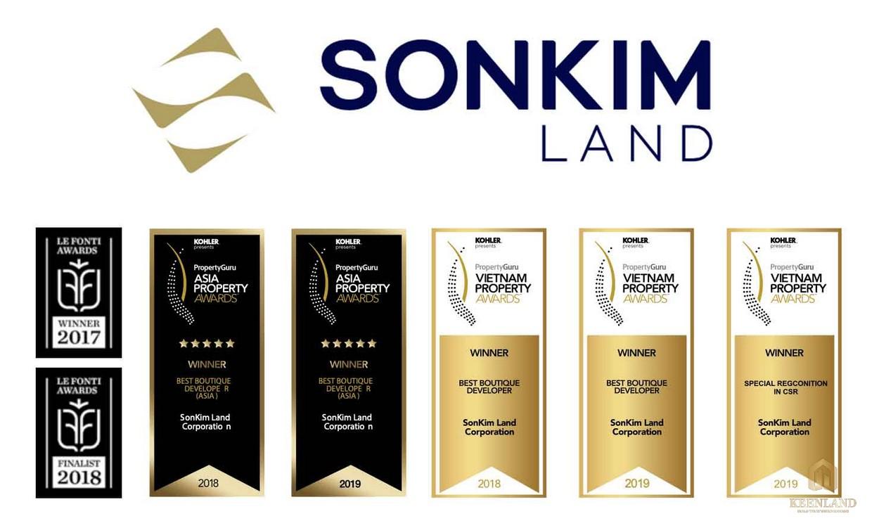 Chủ đầu tư dự án Sơn Kim Land - SonKim Group