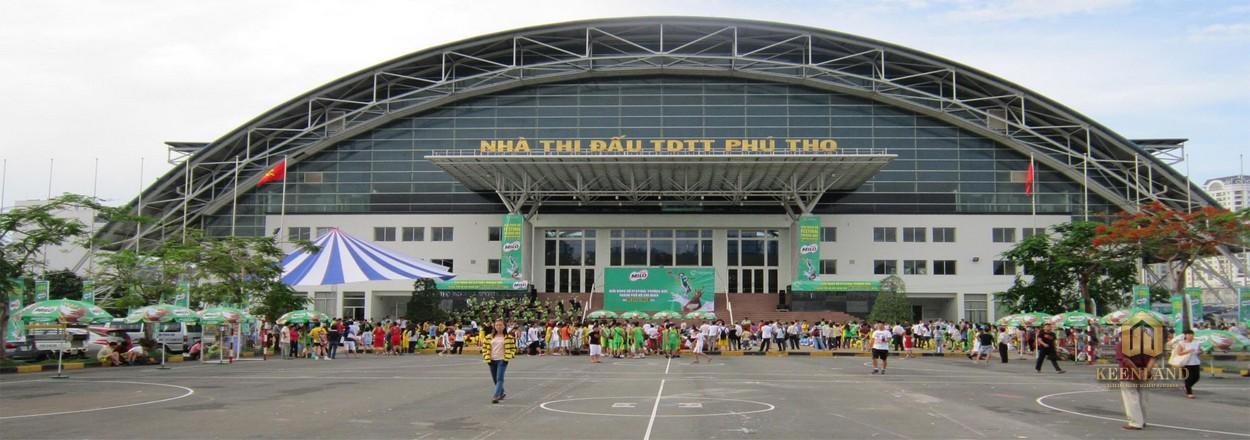 Nhà thi đấu Phú Thọ