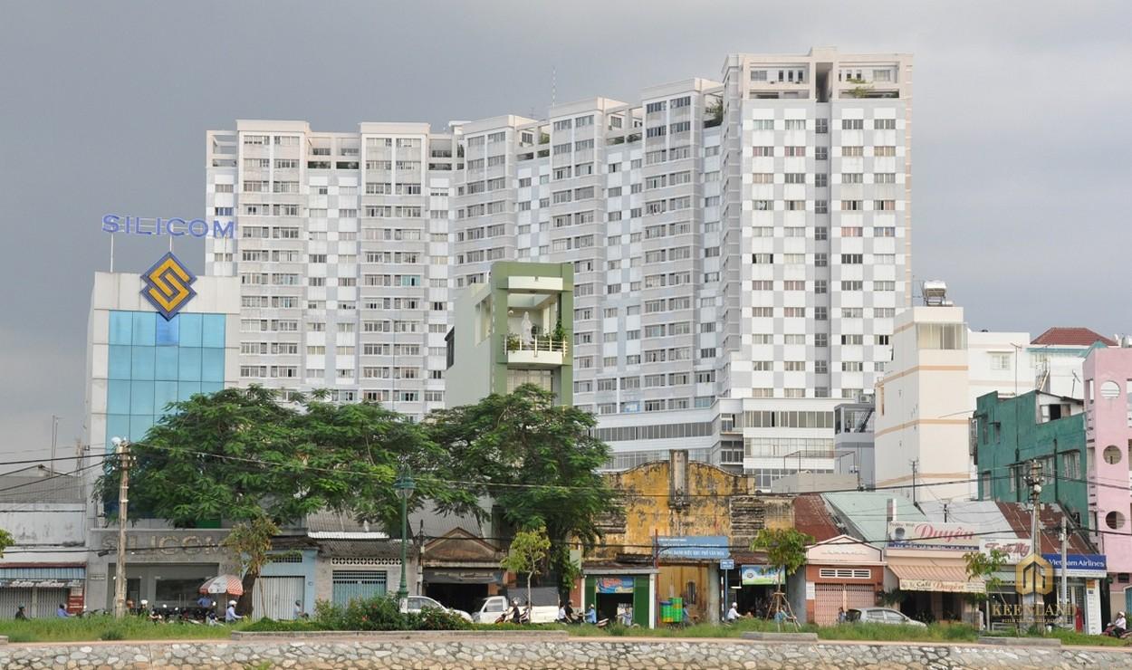 Phối cảnh dự án chung cư H1 Hoàng Diệu Quận 4