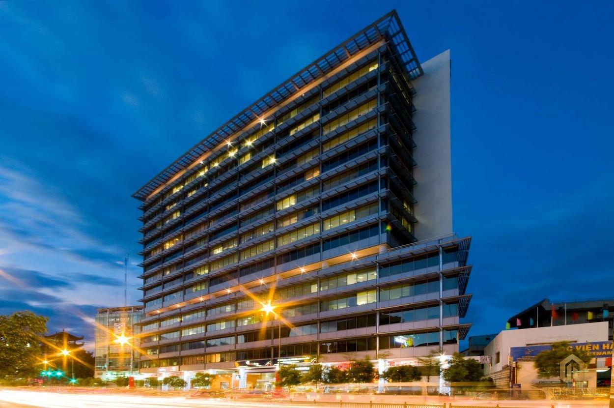 Căn hộ cao ốc Centre Point - Refico Group