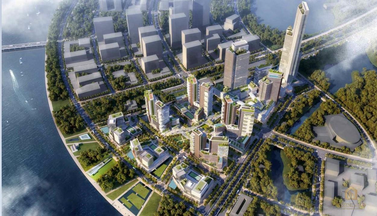 Dự án căn hộ chung cư Eco Smart City Quận 2