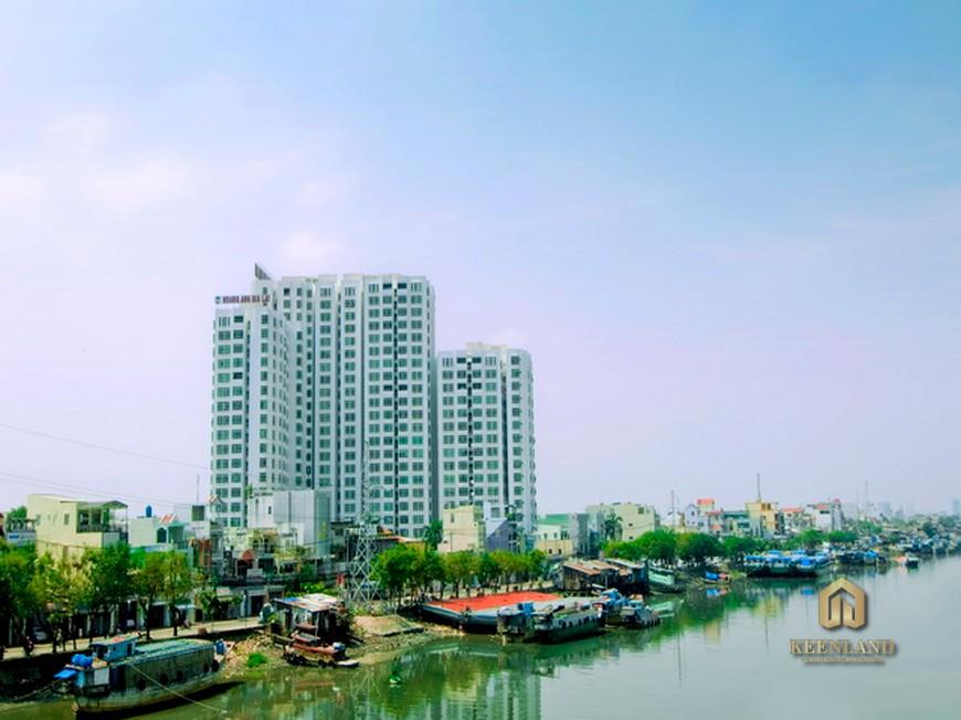 Phối cảnh dự án Hoàng Anh Gia Lai 2 Quận 7