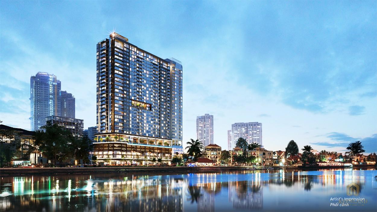 Dự án Thảo Điền Quận 2 - khu căn hộ cao cấp