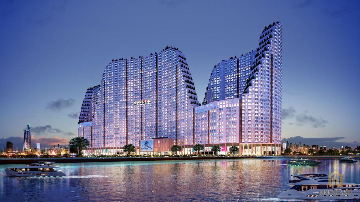 Dự án căn hộ River City Thủ Đức - Refico Group
