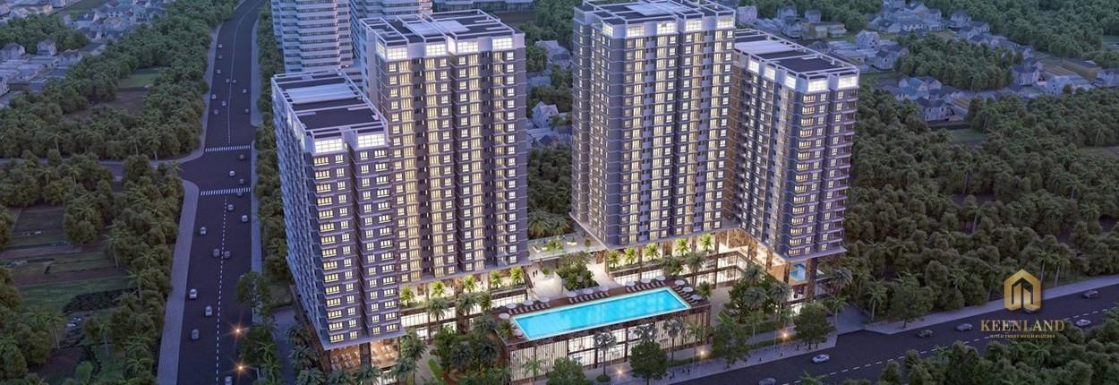 Phối cảnh dự án Palacio Garden Quận Tân Bình