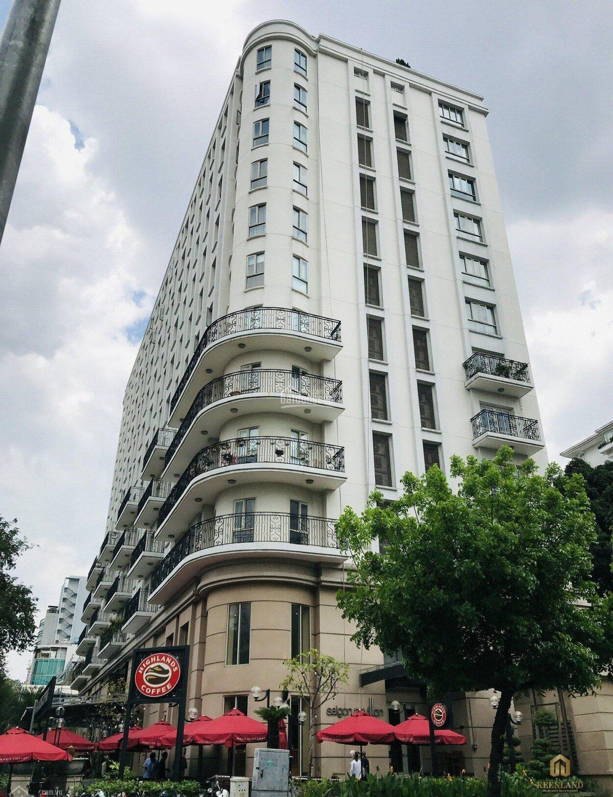 Phối cảnh dự án Saigon Pavillon Quận 3