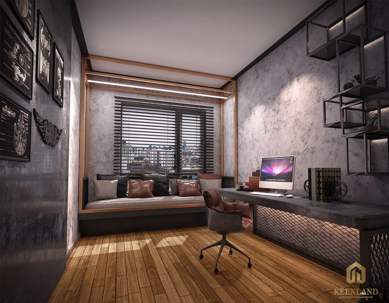 Nhà mẫu dự án căn hộ chung cư Define Quận 2