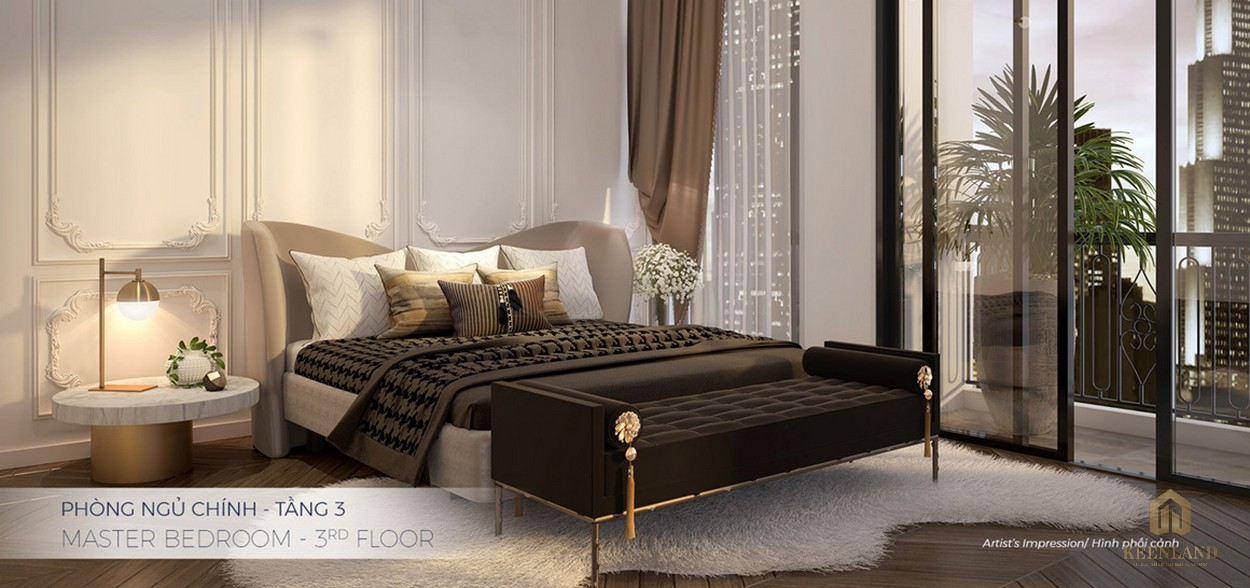 Thiết kế chi tiết dự án căn hộ Q2 Thảo Điền