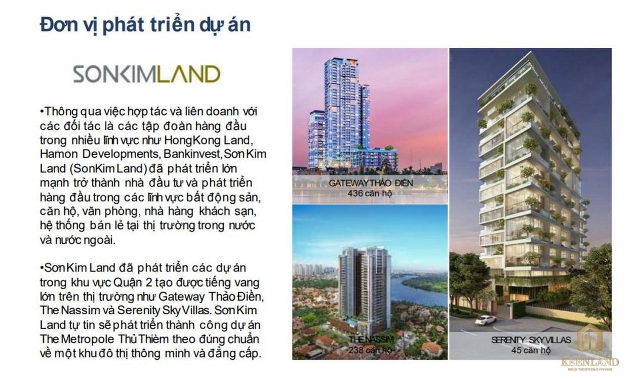 Sơn Kim Land