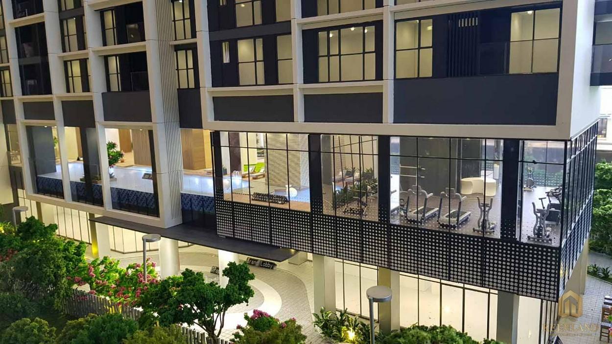 Tầng tiện ích dự án căn hộ Mozac Thảo Điền